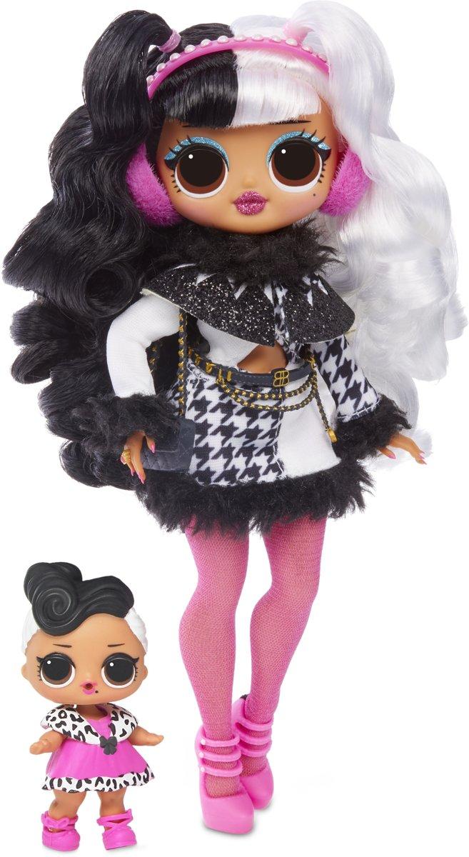 L.O.L. Surprise Top Secret Winter Disco Dollface - Modepop kopen