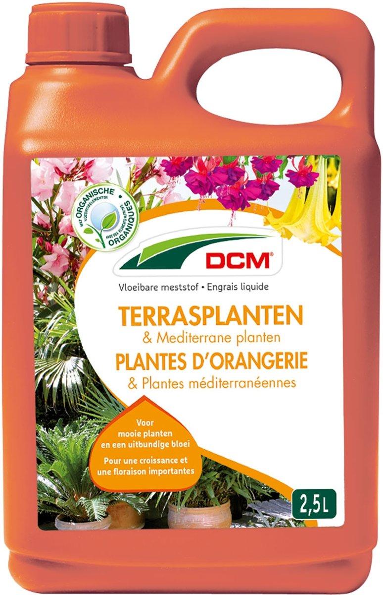 Vloeibare meststof terrasplanten & mediterrane planten 2,5 L - set van 2 stuks