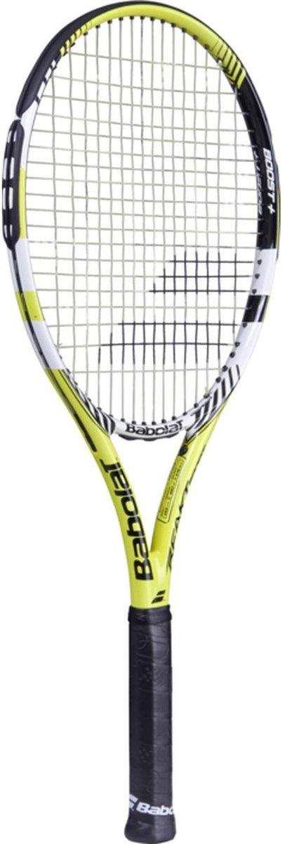 Babolat Tennisracket Reakt Sport S Unisex Zwart/geel Mt L3