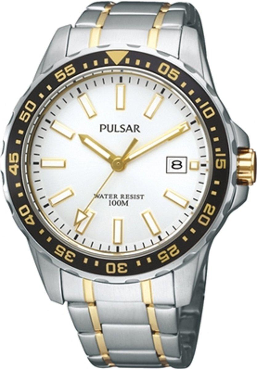 4a591fe65670fb Pulsar horloge met datum