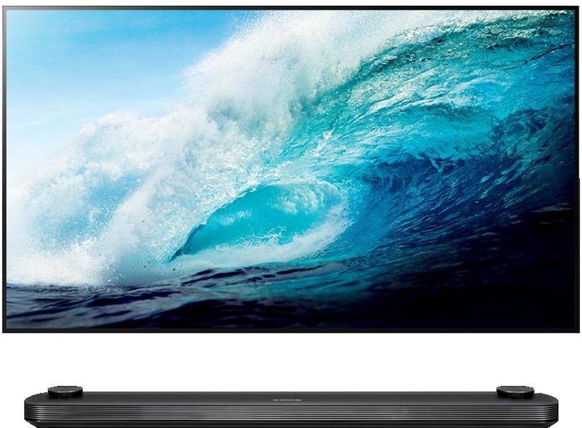 LG OLED65W7V - OLED tv Demotoestel voor €3.999