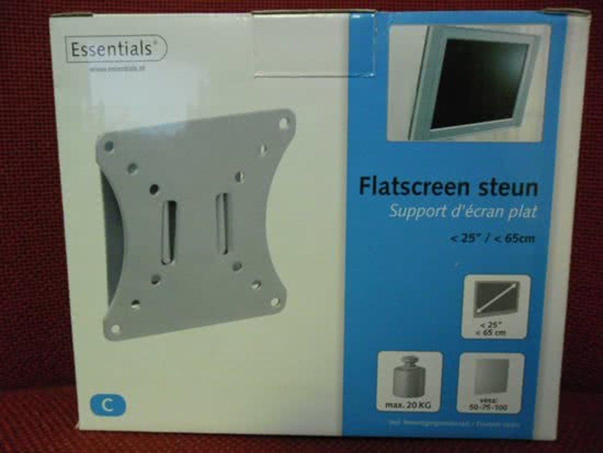 monitor flatscreen muursteun geschikt tot 25 Inch kopen