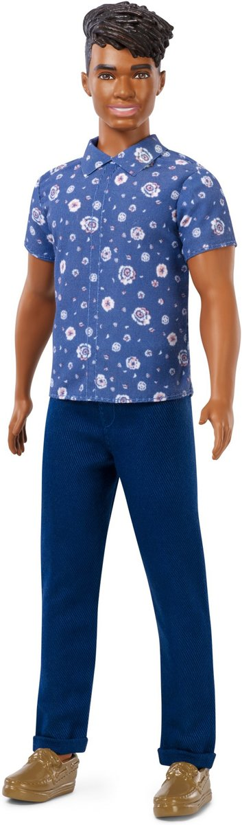 Barbie Ken Fashionistas Preppy Floral - Barbiepop