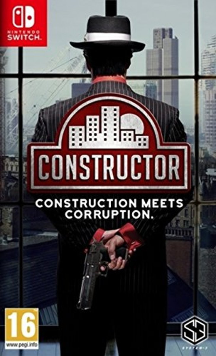 Constructor Plus Nintendo Switch