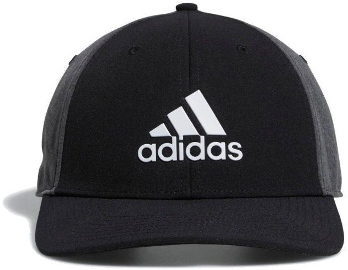 Adidas Cap Badge Of Sport Heather Heren Zwart