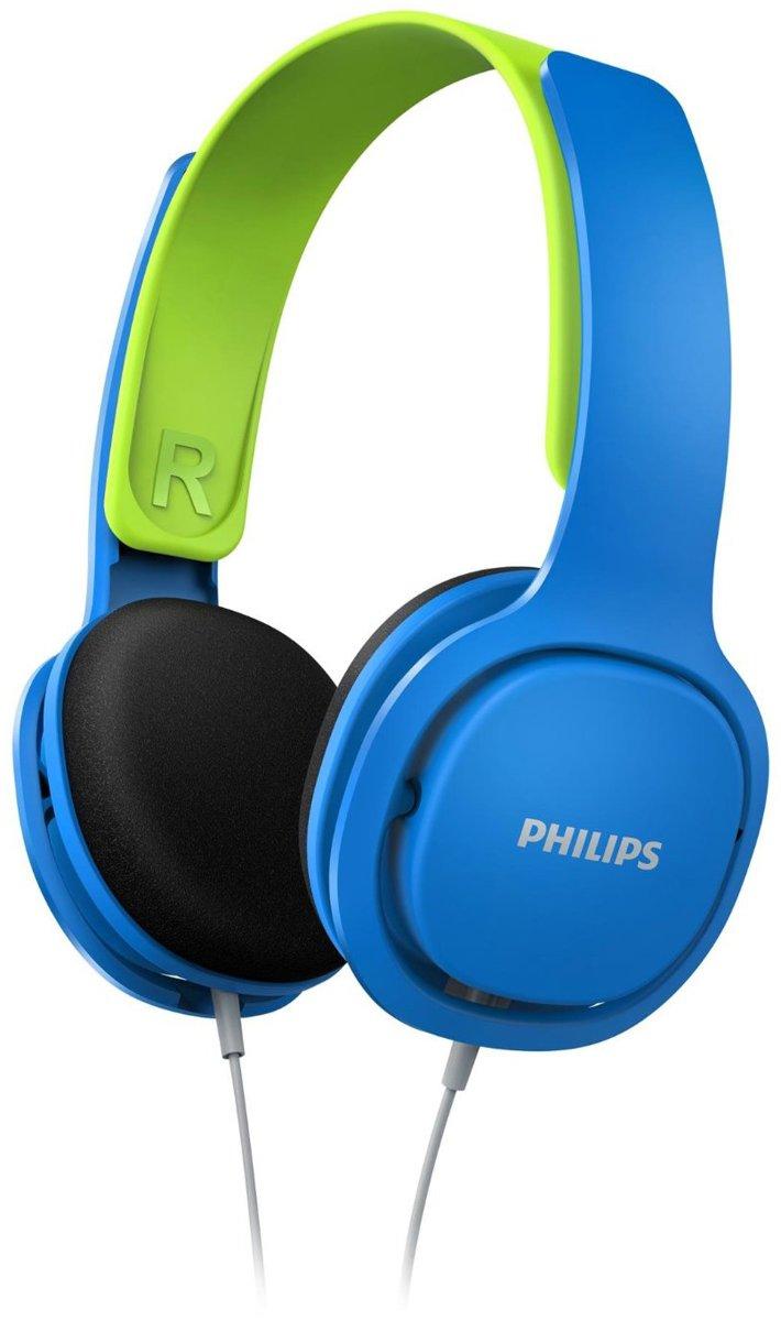 Philips SHK2000 - Kids koptelefoon - Blauw kopen