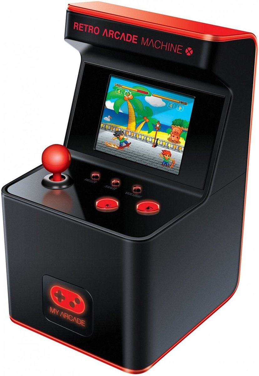 My Arcade Retro Arcade Machine X 300 Games