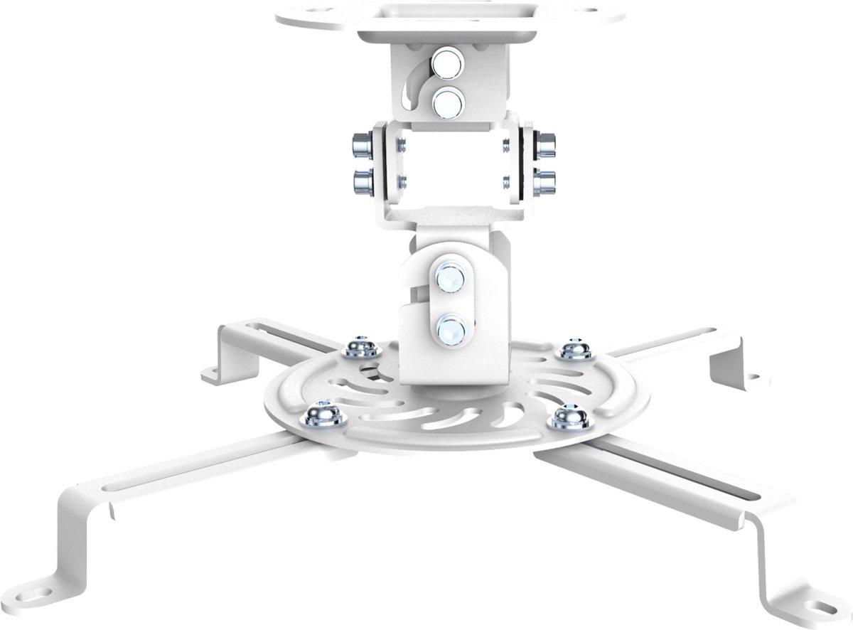 Puremounts PM-SPIDER-10W Plafond Wit projector beugel kopen