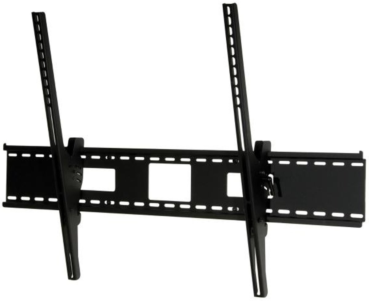 XXL universal wall mount for LFDs from 80i to 98i with tilt function/landscape and portrait/up to 158 kg kopen