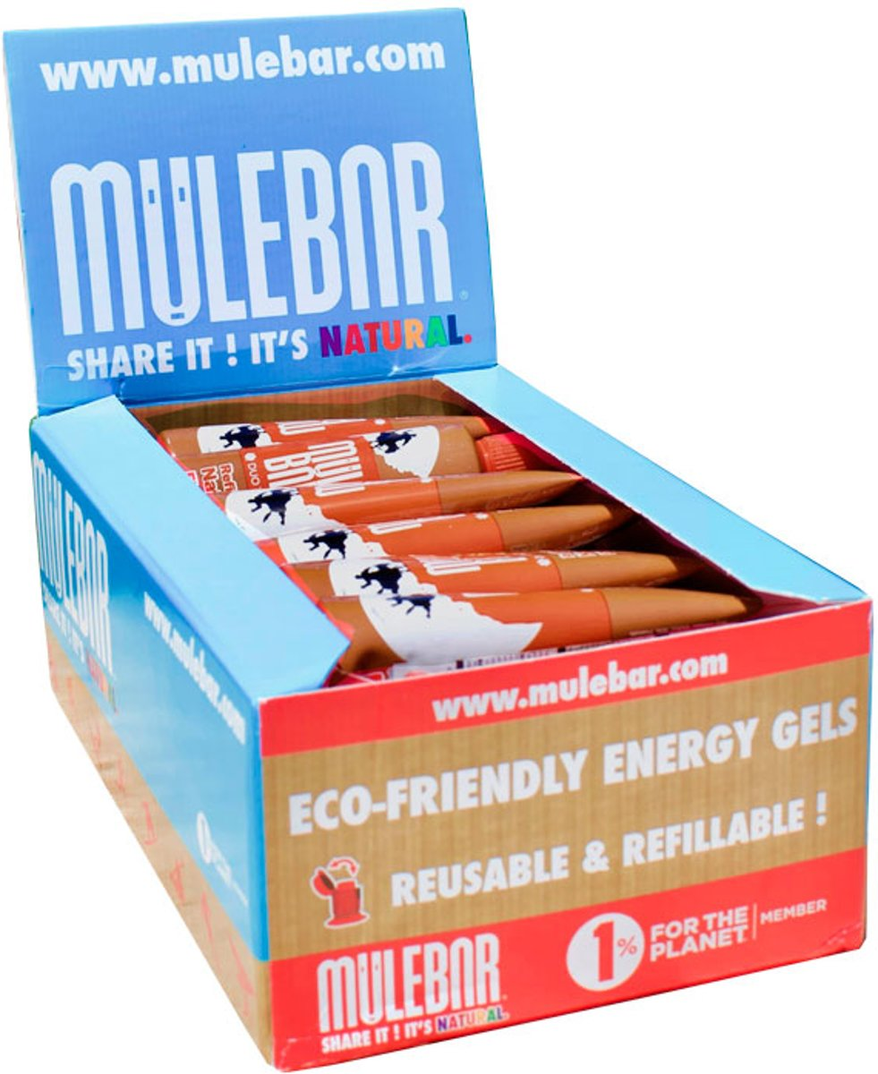 Mulebar Energy Gel 24st - Cafe Cortado kopen
