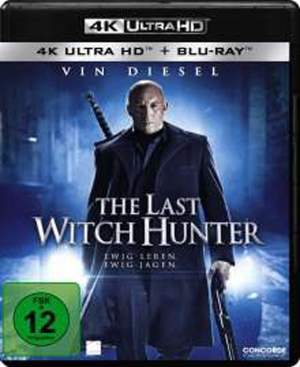 Last Witch Hunter (4K Ultra HD + Blu-ray)-