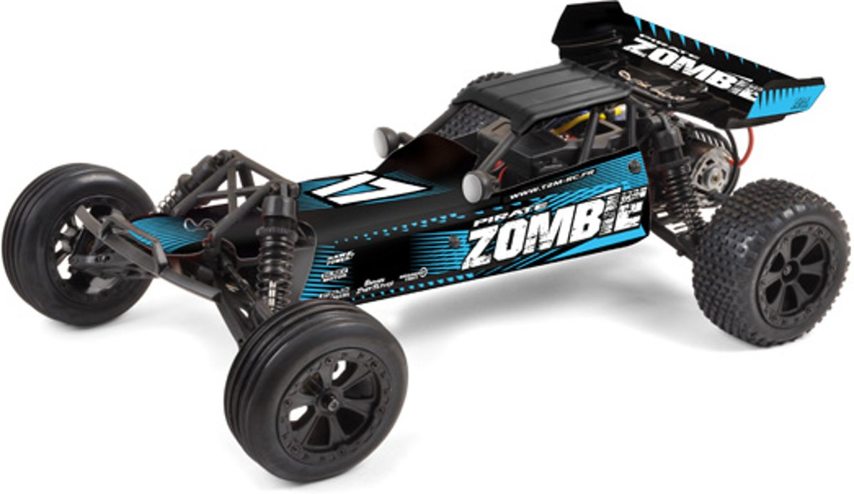 T2M 1:10 Pirate Zombie RTR