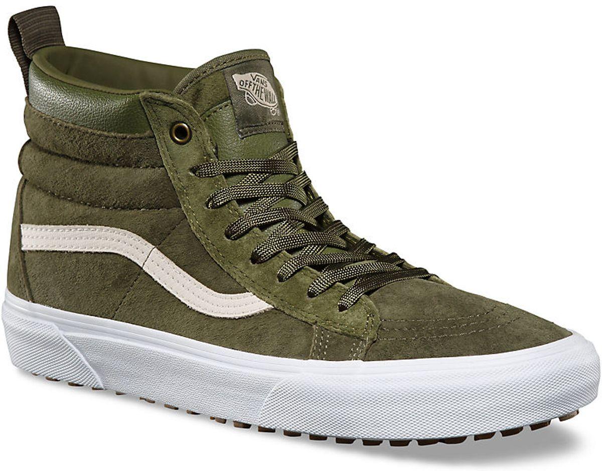 5cd19b1a666 bol.com | Vans Sneakers Unisex SK8-HI MTE - VA33TXQWZ (Mte) Winter