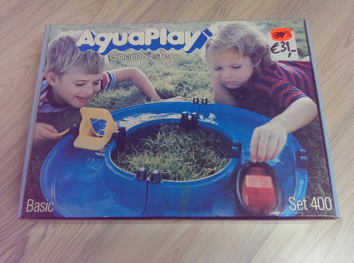 AquaPlay Water Kanaal waterspeelset 400