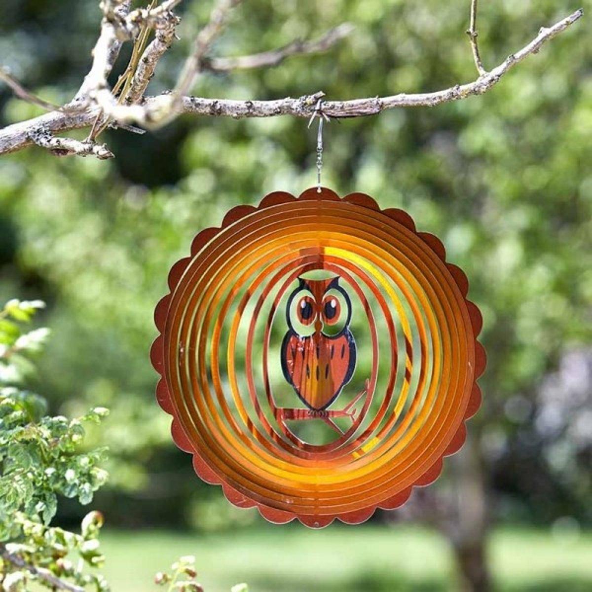 Uilenspinner - 30 cm kopen