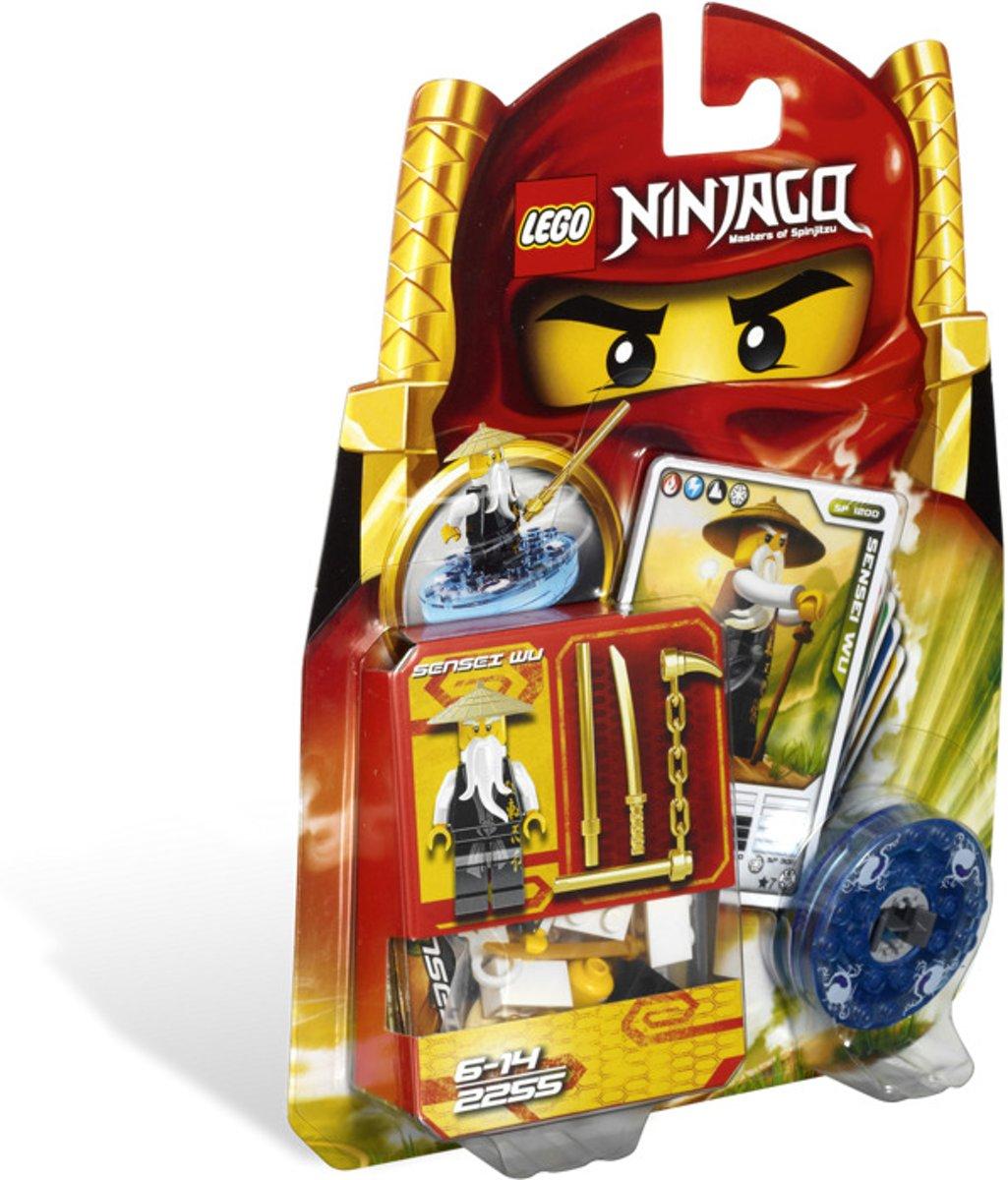 LEGO Ninjago Sensei Wu - 2255 kopen