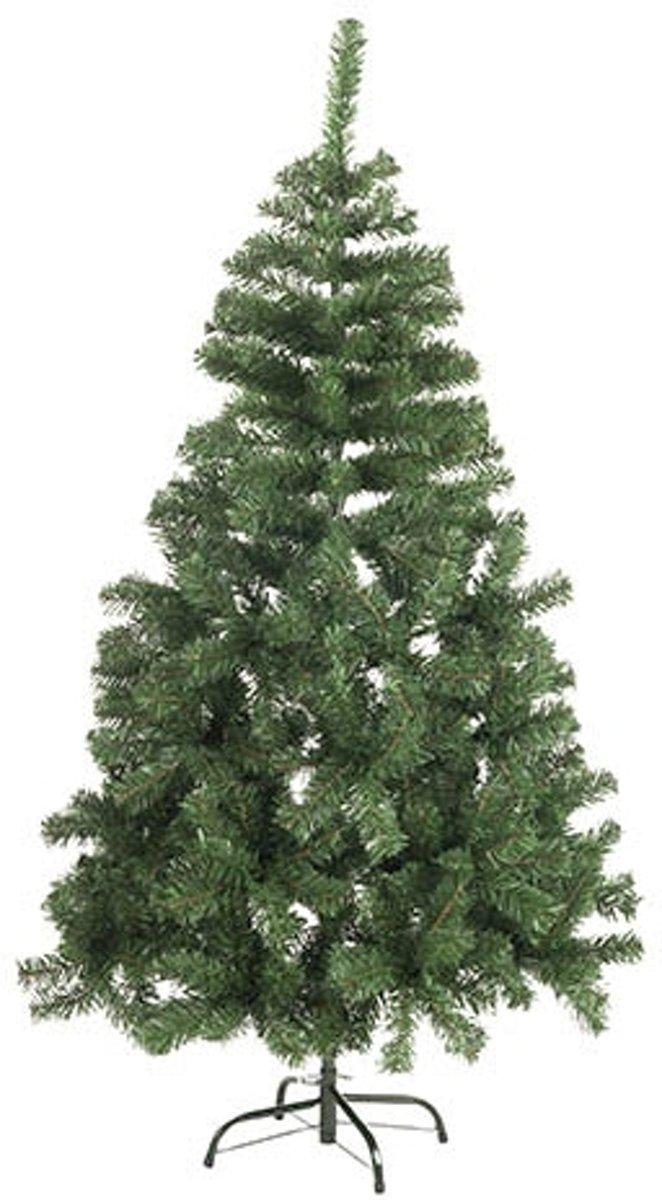 mini kunstkerstboom 50 cm zonder verlichting