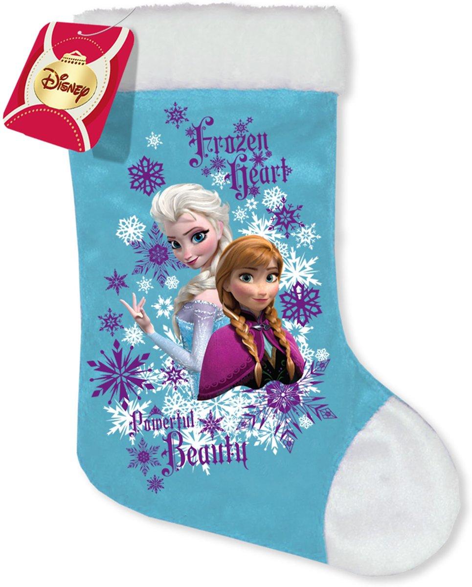 Frozen™ kerst sok van Disney™ - Feestdecoratievoorwerp kopen