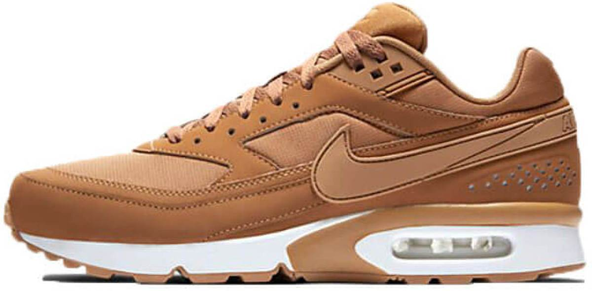 | Nike Air Max BW 881981 200 beige maat 47,5