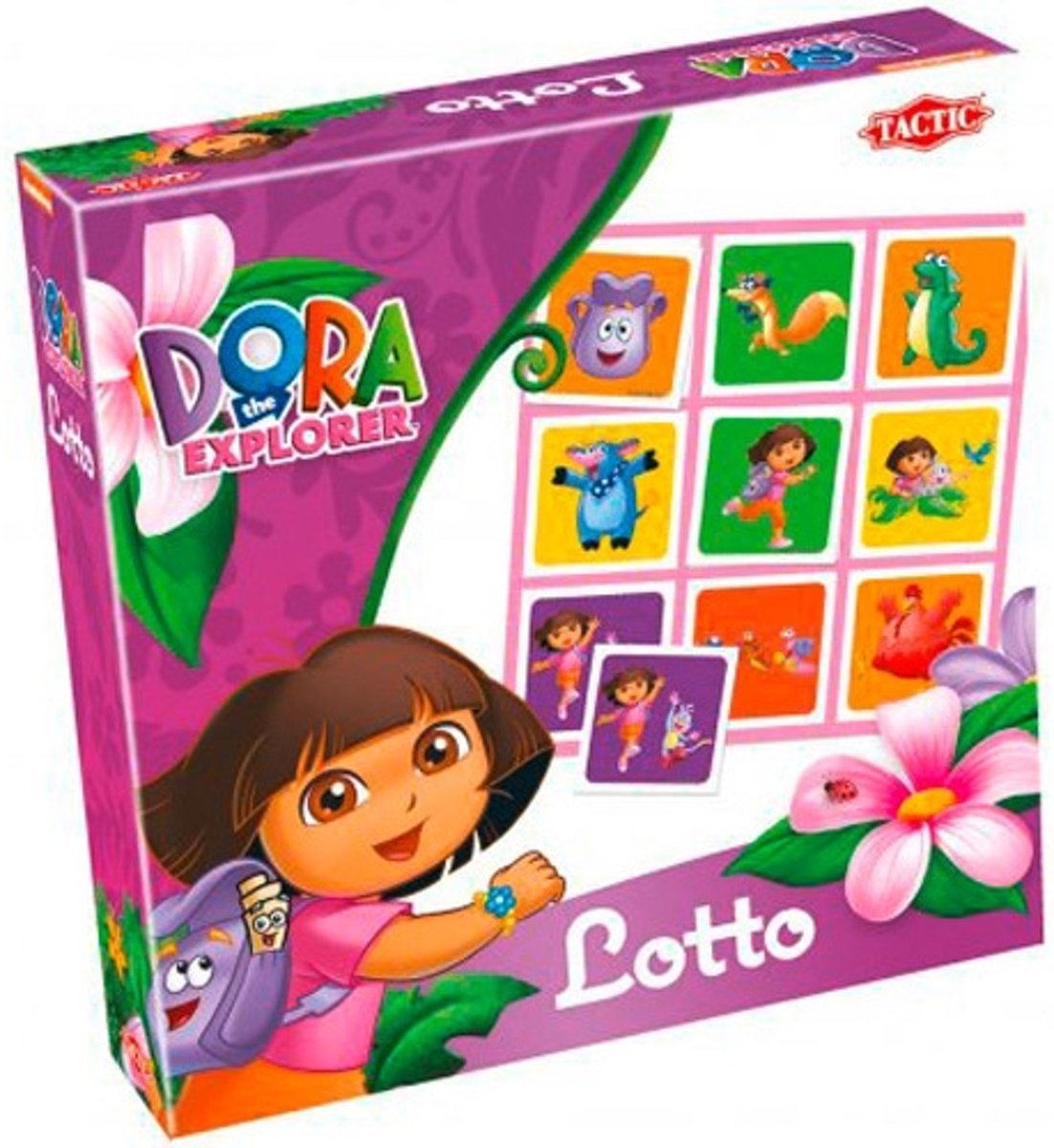 Dora Lotto - Kinderspel