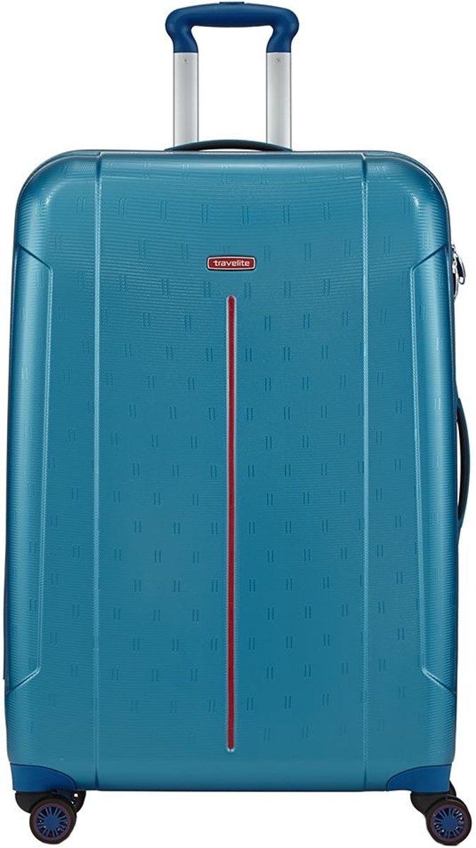 Travelite Echo koffer 79 cm aqua kopen