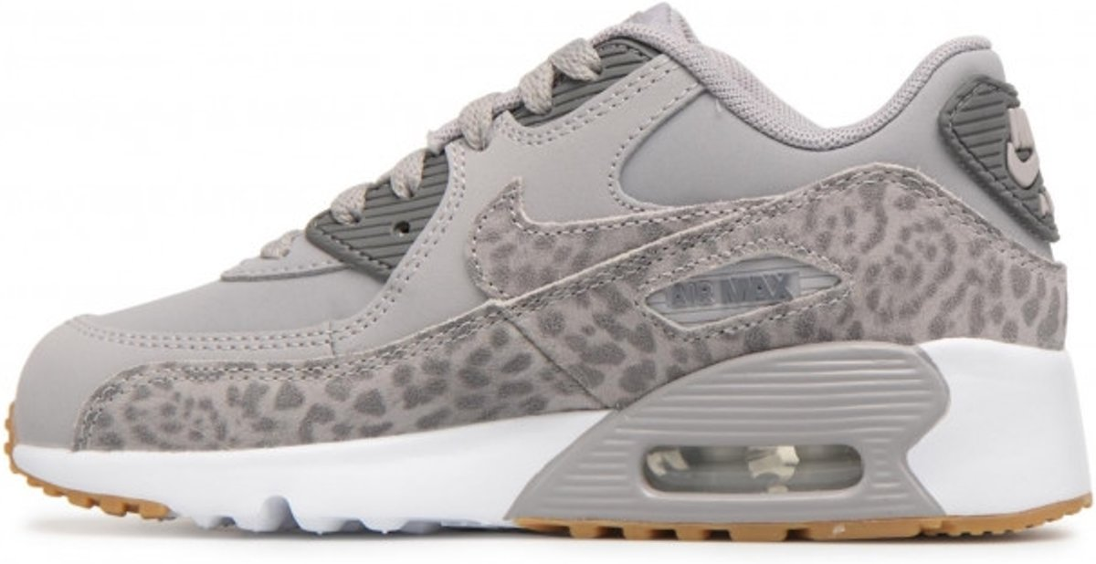 huge selection of 1a395 c102c bol.com   Nike Air Max 90 Leopard Grijs