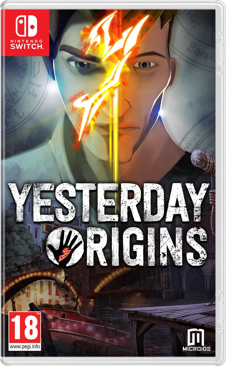 Yesterday Origins Switch