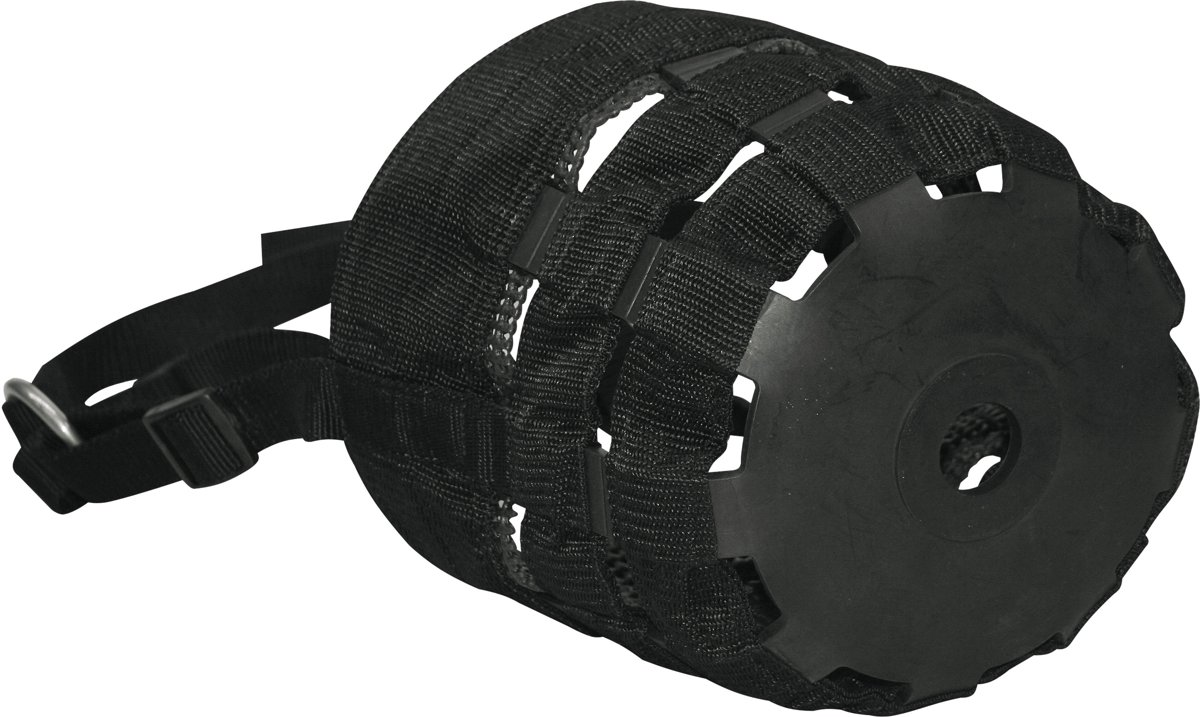 Kerbl Nylon muilkorf - Zwart kopen