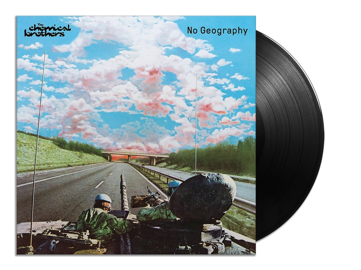 The Chemical Brothers - NO GEOGRAPHY | LP kopen