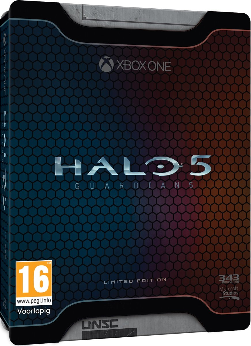 Halo 5: Guardians - Limited Edition Xbox One