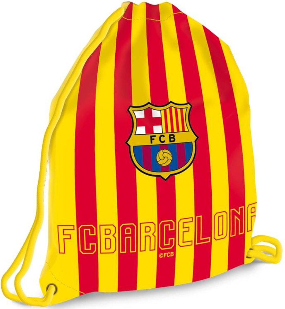 FC Barcelona - Gymbag - 46 cm - Geel kopen