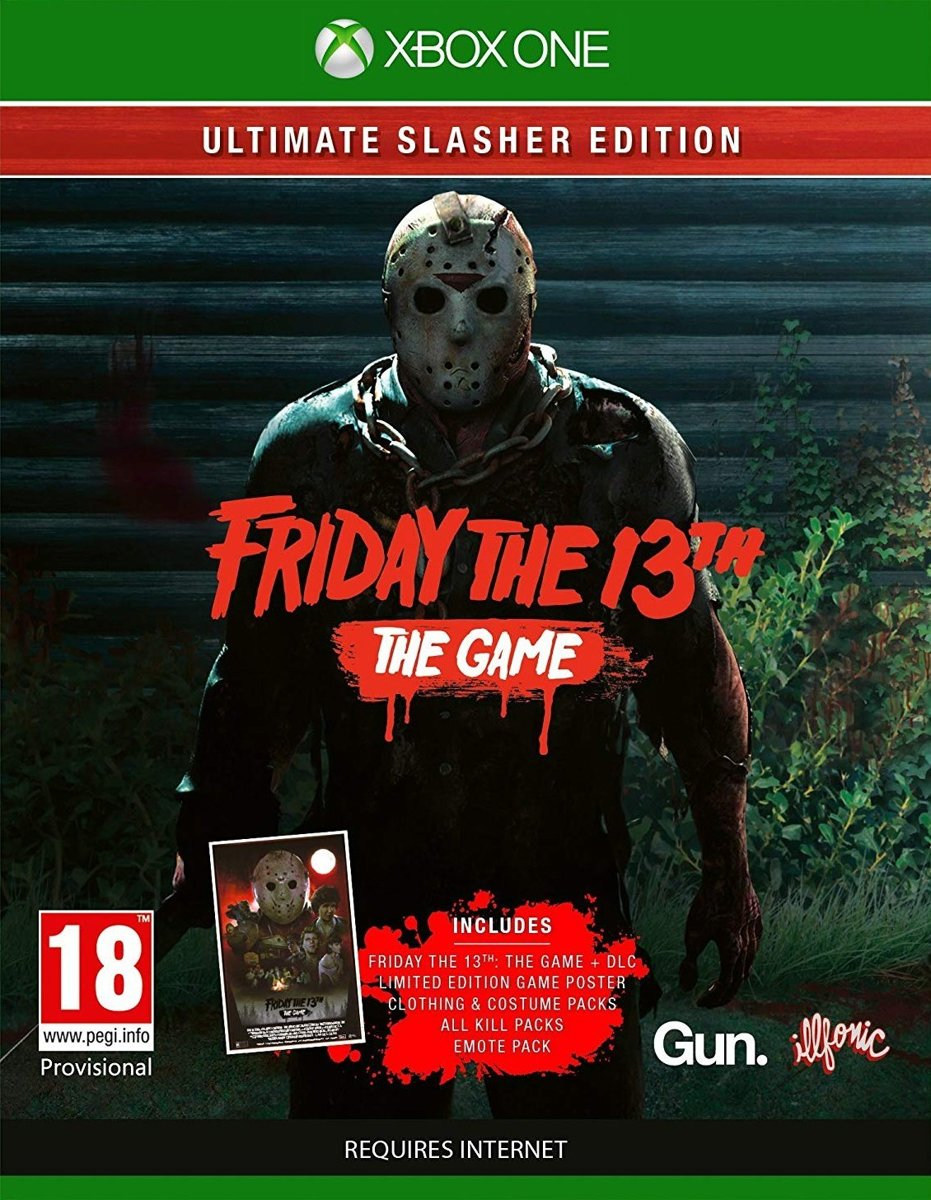 Friday 13th Ultimate Slasher Edition Xbox One