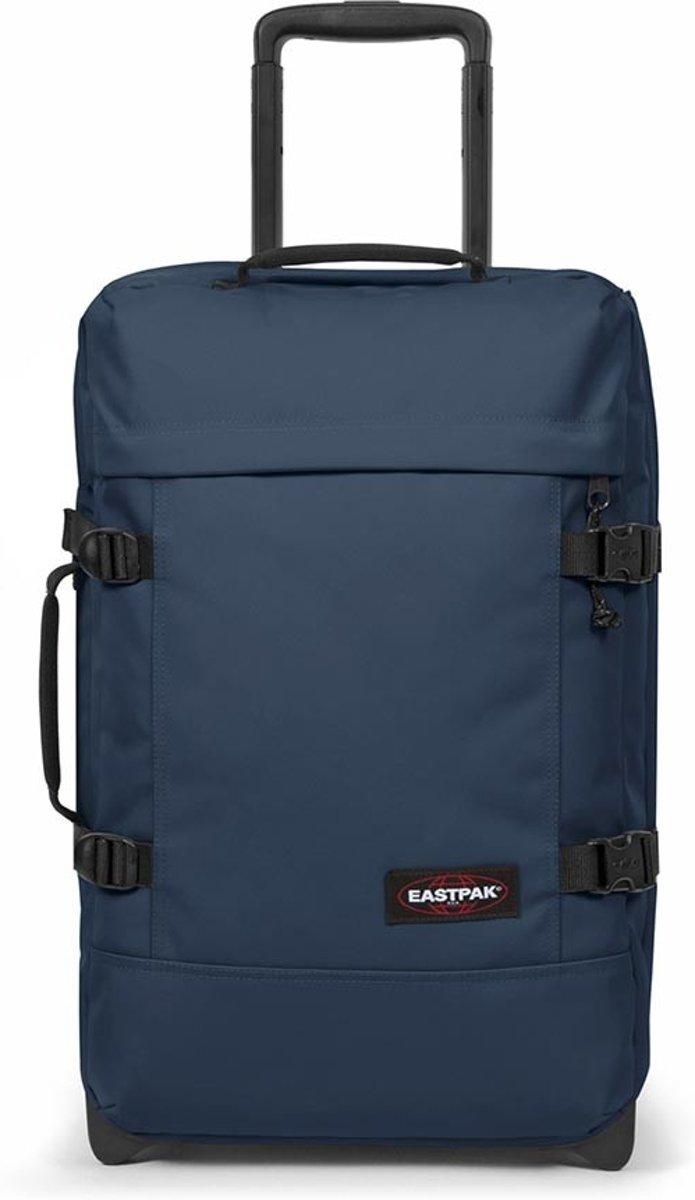 4ea77ec54fd bol.com | Eastpak Tranverz S Handbagagekoffer - 51 cm - Planet Blue