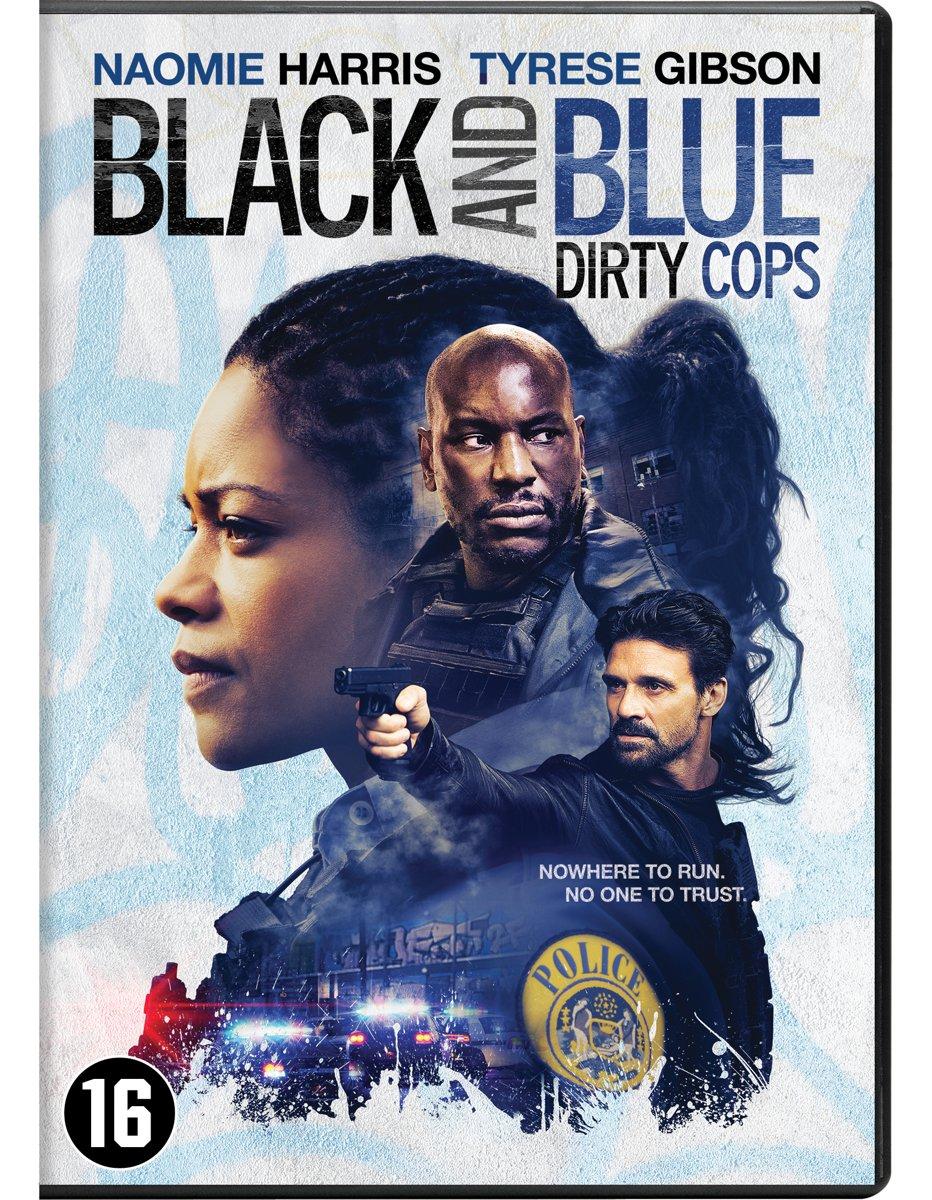 BLACK AND BLUE (2019) (DVD) kopen