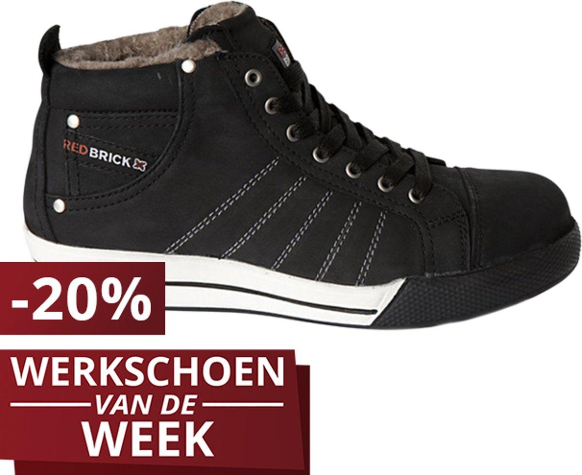 Redbrick Werkschoenen.Bol Com Redbrick Ice Werkschoenen Hoog Model S3 Maat 41 Zwart