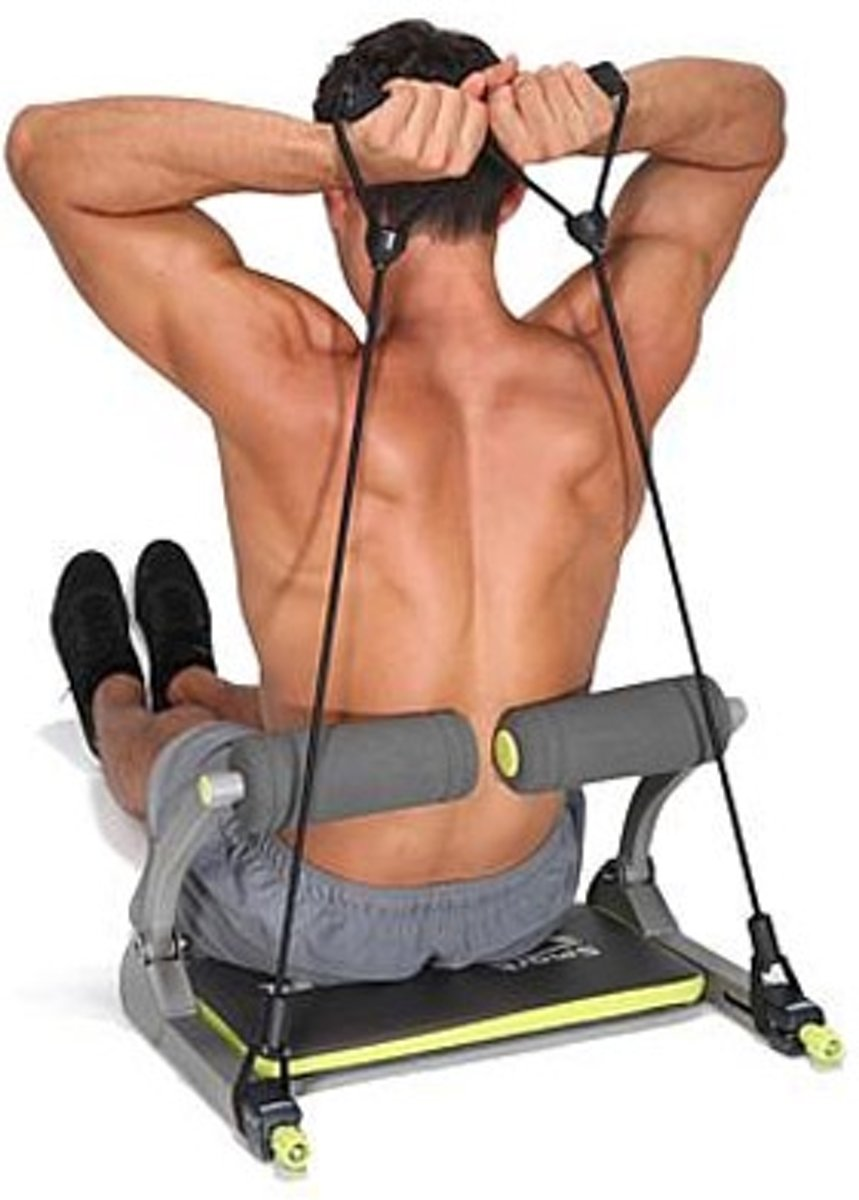 Wonder Core Smart Exercise Bands - Doublepack kopen