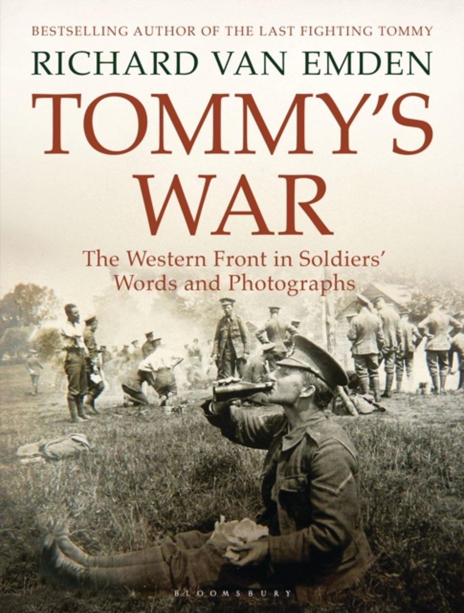 bol.com | Tommy\'s War, Richard Van Emden | 9781408844366 | Boeken