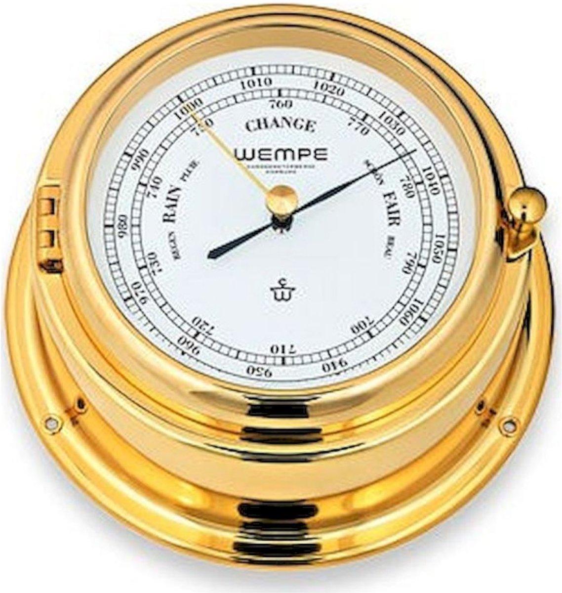 Wempe Chronometerwerke Bremen II Barometer CW310008 kopen