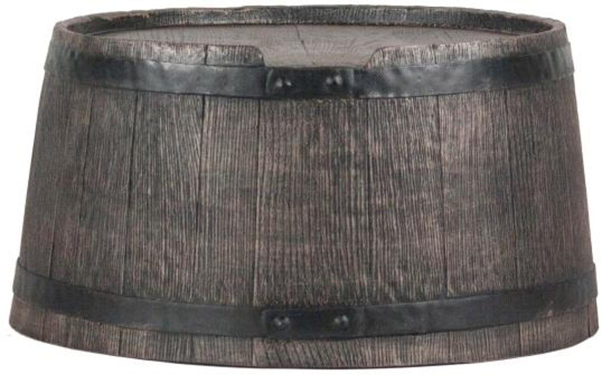 Kunststof standaard Houtnerf Regenton 120 l. kopen