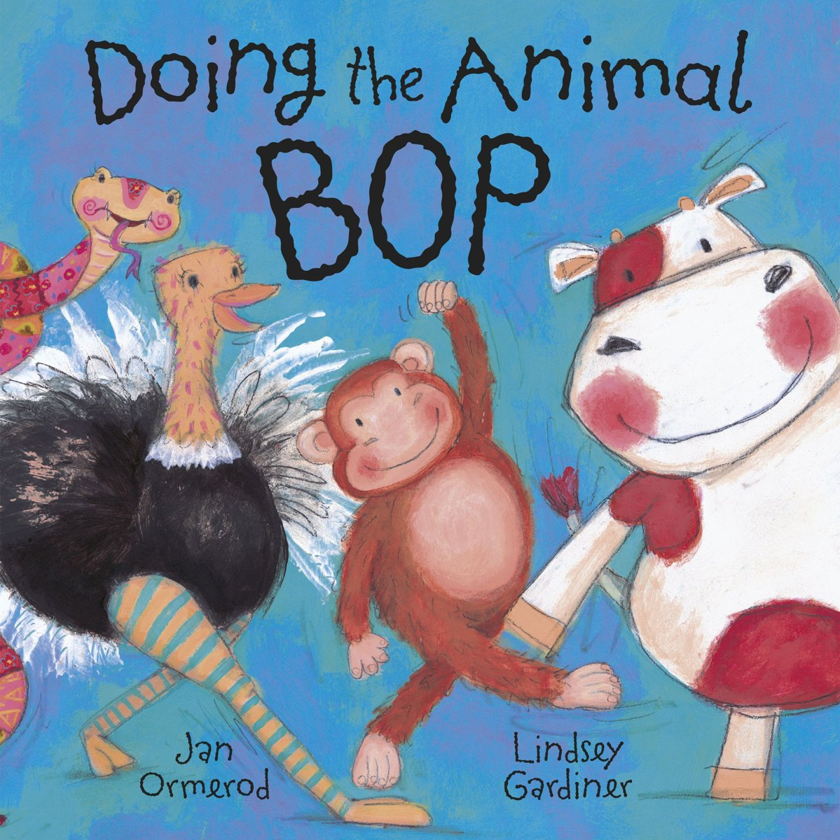 Doing The Animal Bop Ebook Jan Ormerod 9780192739544 Alphaprints Opposites Boeken
