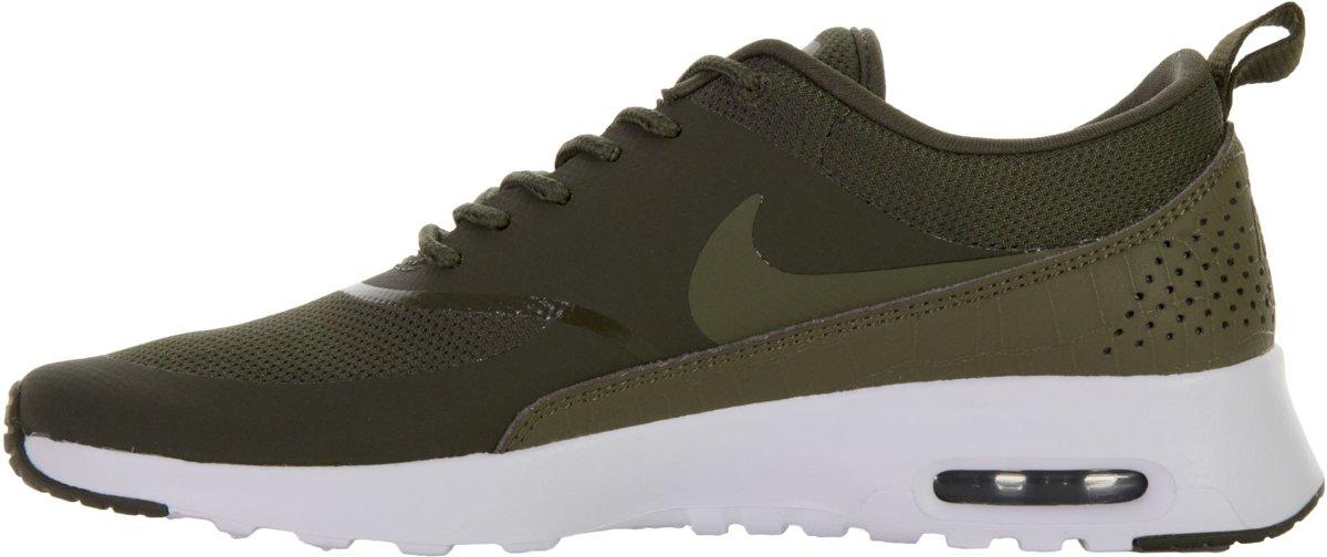Nike Air Max Thea Sneakers Maat 40.5 Vrouwen groen