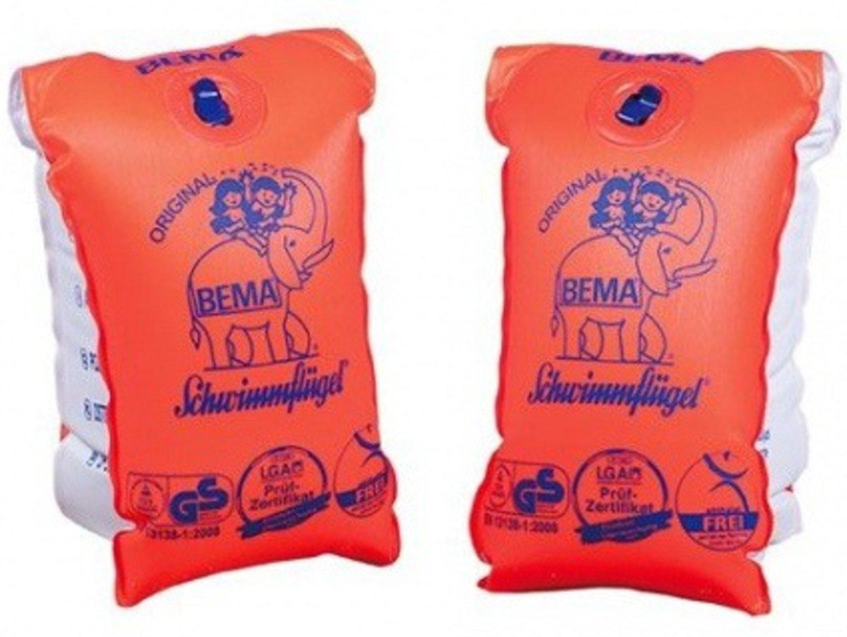 Bema Zwemvleugels 1 Oranje 6-12 Jaar