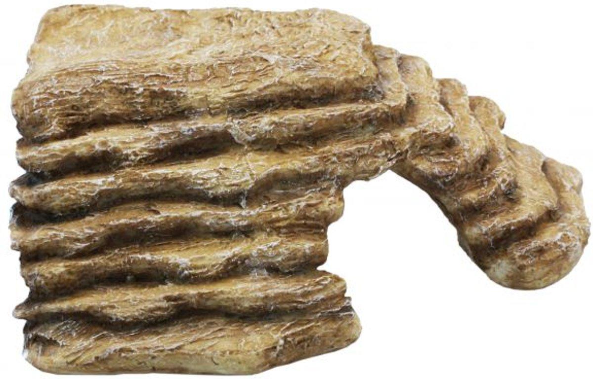 Komodo Hoektrap met Uitsparing - Small - Zand