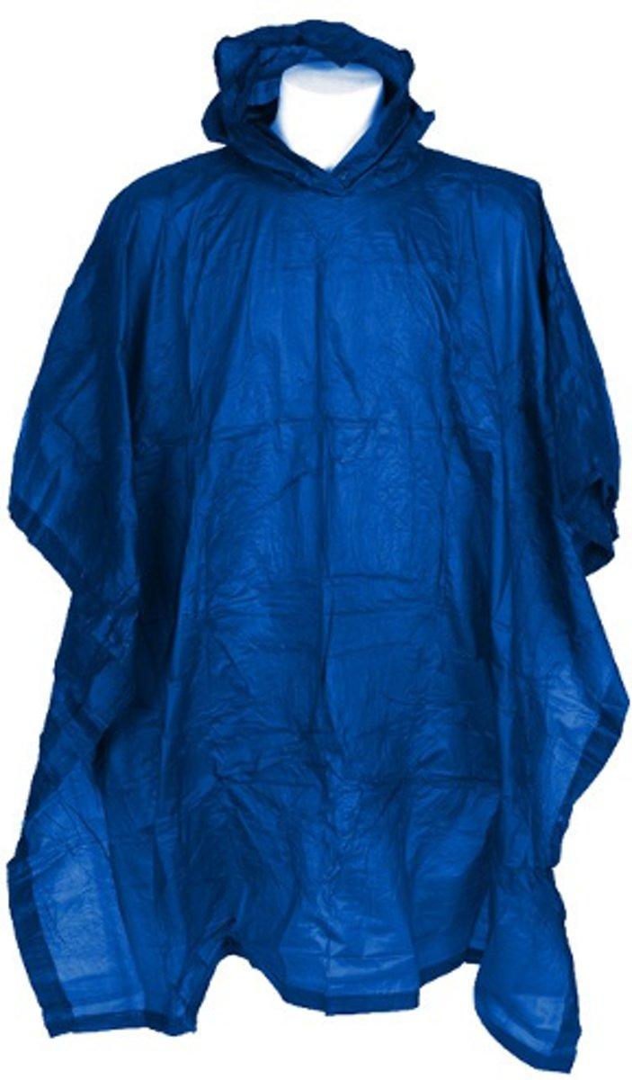 Fostex Poncho lichtgewicht - blauw kopen