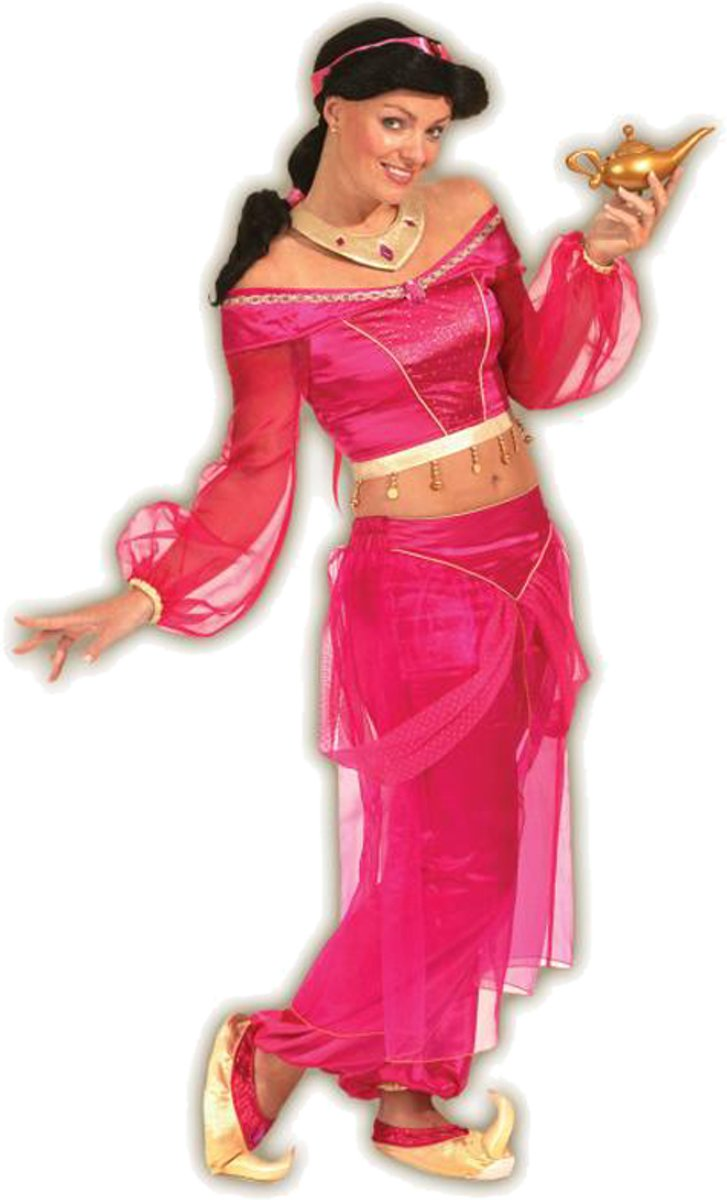 Afbeelding van product Disney Princess  Jasmine volwassen kostuum Disney Aladdin maat M