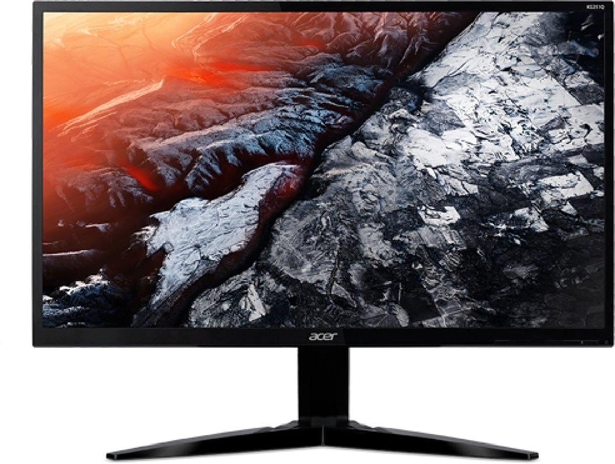 Acer KG1 KG251Q LED display 62,2 cm (24.5'') Full HD Flat Zwart