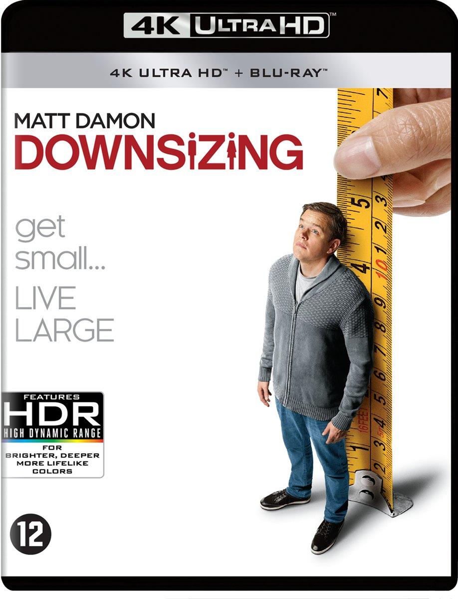Downsizing (4K Ultra HD Blu-ray)-