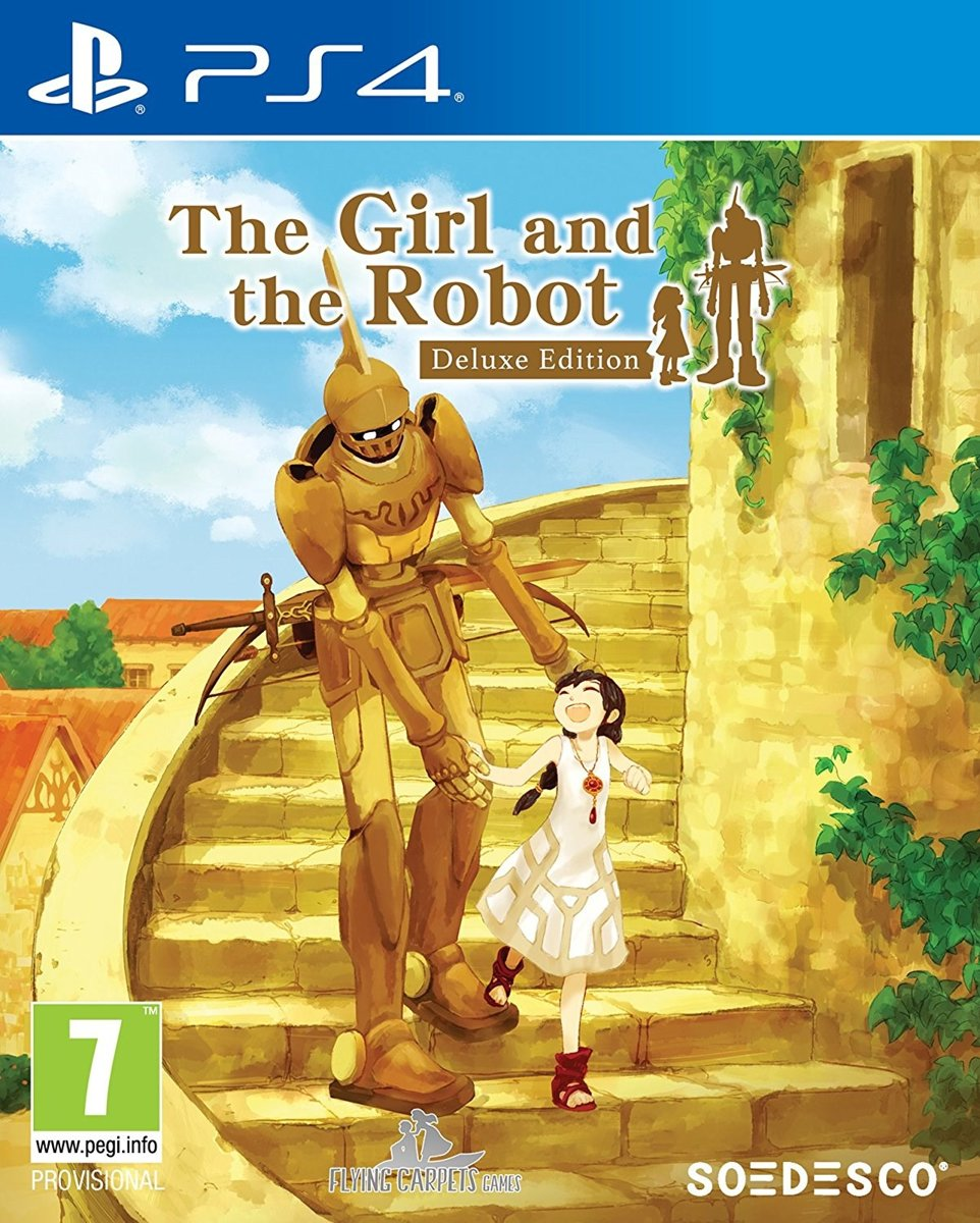 The Girl and the Robot Deluxe Edition PlayStation 4