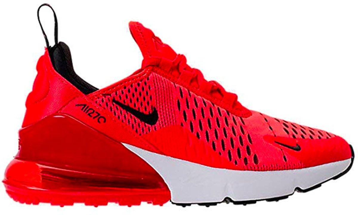 Nike Air Max 270 Heren Zwart Rood