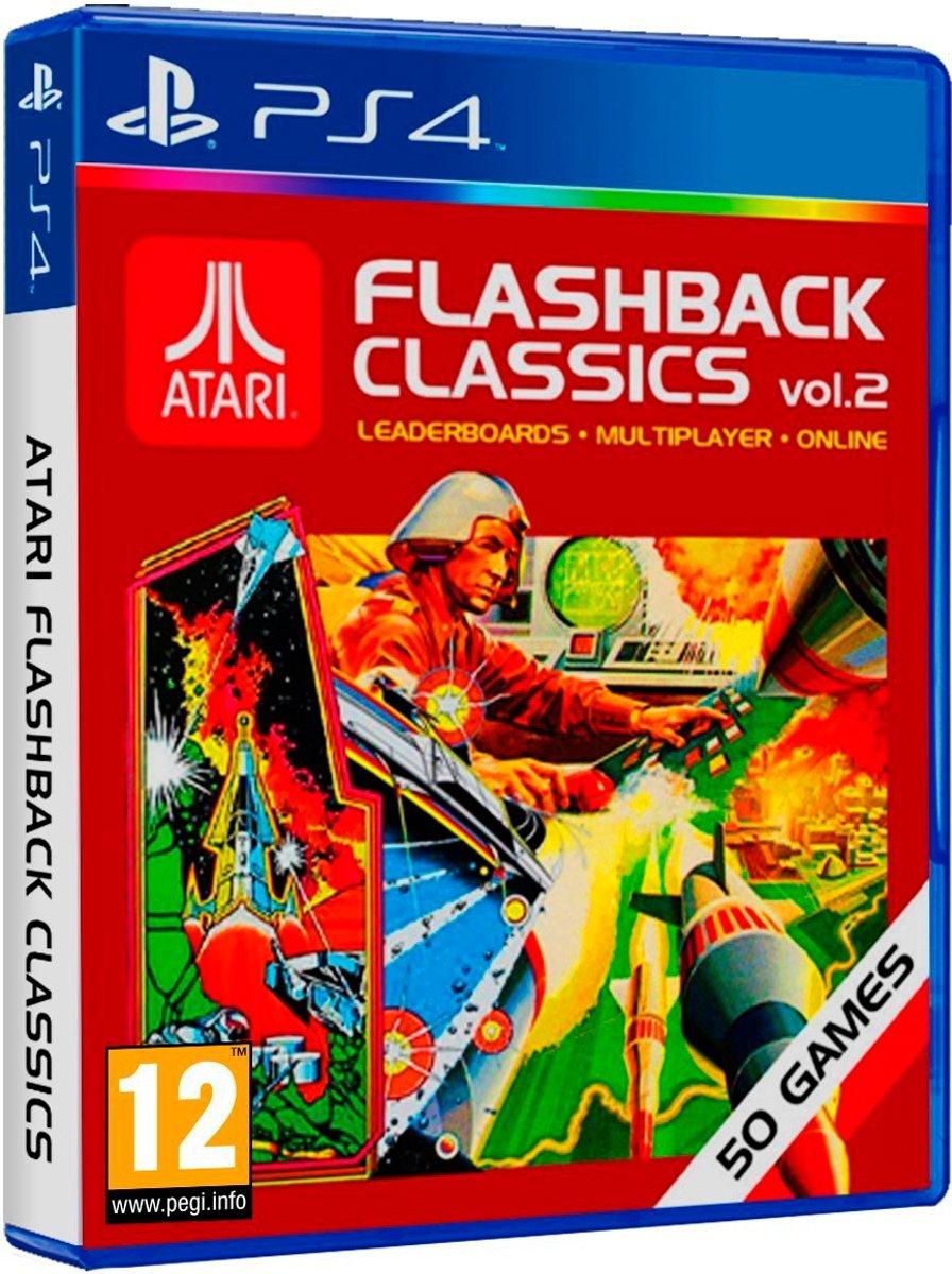 Atari Flashback Classics Vol2 PlayStation 4